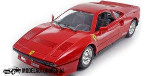 Ferrari GTO (Rood) (25cm) 1/16 Tonka Polistil