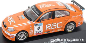 BMW 320SI (E90) #4 BTCC Champion 2009 (Oranje) (10 cm) 1/43 Atlas