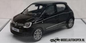 Renault Twingo (Zwart) (8 cm) 1/43 Norev [Inclusief Luxe Showcase]