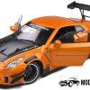 Nissan GT-R Liberty Walk (Oranje) (30 cm) 1/18 Solido