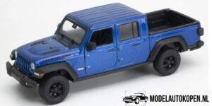 2020 Jeep Gladiator (Blauw) (20 cm) 1/24 Welly