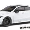 Mercedes-Benz CLA AMG Line 2019 (Wit) (30 cm) 1/18 Solido