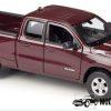 2019 Dodge Ram 1500 (Bordeaux Rood) (22 cm) 1/24 Welly