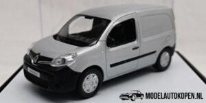 Renault Kangoo (Zilver) (10 cm) 1/43 Norev [Inclusief Luxe Showcase]