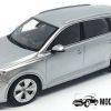 Audi Q7 (Zilver) (10 cm) 1/43 Audi Collection Dealer model Spark