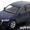 Audi Q5 (Blauw) (10 cm) 1/43 Audi Collection Dealer model Spark