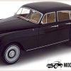Rolls Royce Silver Cloud III Flying Spur H.J. Mulliner (Zwart) - Model Car Group 1:18 (30 cm)