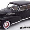 1941 Cadillac Fleetwood Series 60 Special (Zwart) (30 cm) 1/18 Model Car Group
