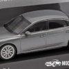Audi A8 L (Zilver) (10 cm) 1/43 Audi Collection Dealer model Spark