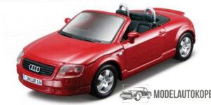 Audi TT Roadster (20 cm) (Rood) 1/24 Maisto