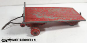 Dinky Toys Aanhanger (rood)