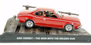 AMC Hornet - James Bond The Man With The Golden Gun (Rood) 1/43 Atlas
