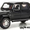 Mercedes Maybach G650 Landaulet (Zwart) (40 cm) (1/500pcs) 1/18 Schuco [Limited Edition]