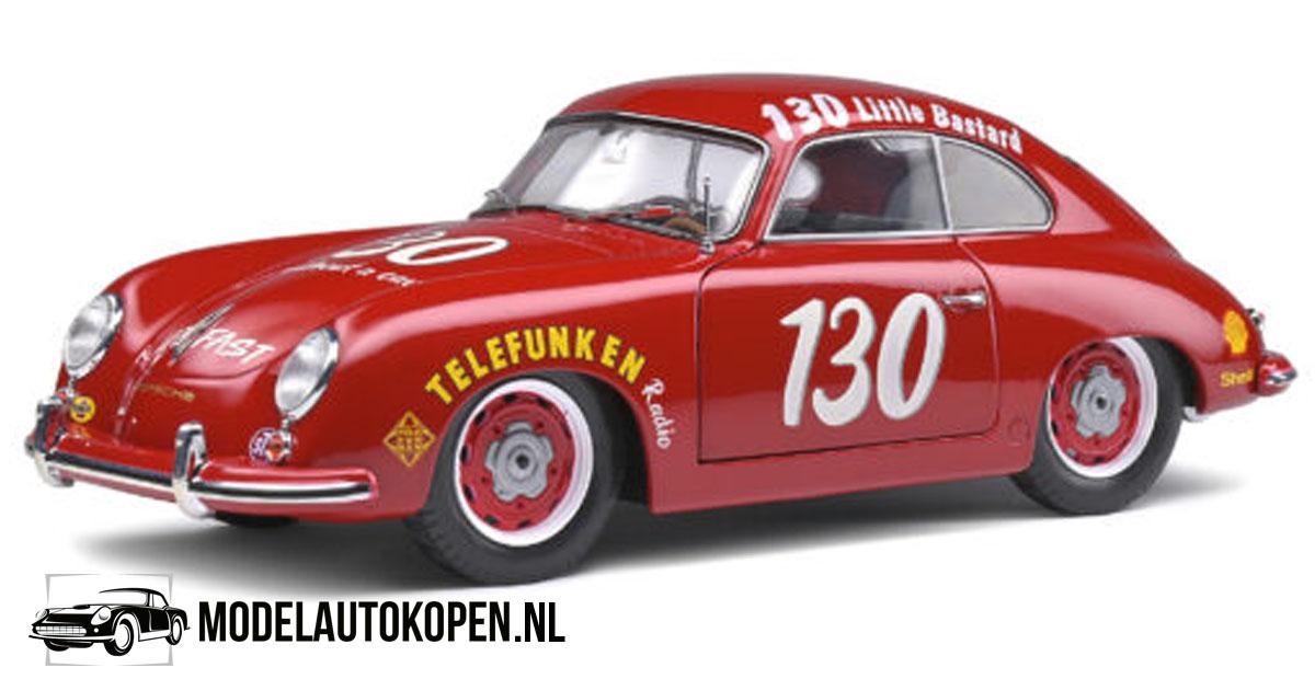 Porsche 356A James Dean Tribute 1953 (Rood) (20 cm) (1/500 pcs) 1/18 Solido [Limited Edition]
