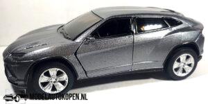 Lamborghini Urus (Grijs) (10 cm) 1/43 Kinsmart