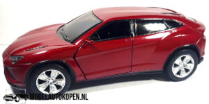 Lamborghini Urus (Rood) (10 cm) 1/43 Kinsmart