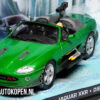 Jaguar XKR - James Bond Die Another Day (Groen) (10 cm) 1/43 Atlas