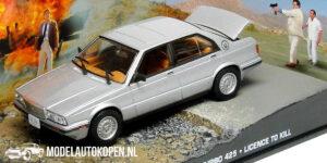 Maserati Biturbo 425 - James Bond Licence To Kill (Grijs) (10 cm) 1/43 Atlas