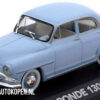 Simca Aronda 1300 Montlhery (Lichtblauw) (10 cm) 1/43 Atlas