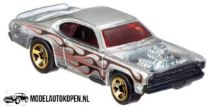 Hot Wheels Plymouth Buster Thruster