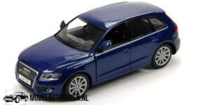 Audi Q5 (Blauw) (20 cm) 1/24 Motor Max