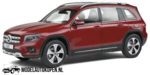 Mercedes-Benz GLB (Rood) (30 cm) 1/18 Solido