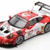 Porsche 911 GT3 R #30 L.D. Arnold (Wit/Rood) (12 cm) 1/43 CMR Limited Edition