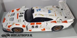 Porsche 911 GT 1 (Wit) (24cm) UT models 1:18