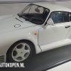 Porsche 959 (Wit) (26cm) + Showcase 1:18 Revell