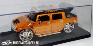 Hummer H2 Sut Concept (Oranje) (26cm) 1:18 Maisto