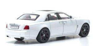 Rolls-Royce Ghost 2011 (Arktic Wit) (35 cm) 1/18 Kyosho