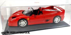 Ferrari F50 1995 (Rood) (28cm) Bburago 1:18