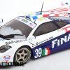 McLaren F1 GTR Short Tail 24H Le Mans 1996 (Wit/Rood/Blauw) (30 cm) 1/18 Solido