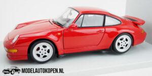 Porsche 911 Carrera RS (Rood) (24cm) UT models 1:18