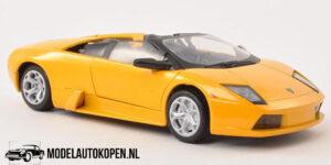Lamborghini Murciélago Roadster (Geel) (20 cm) 1/24 Motor Max