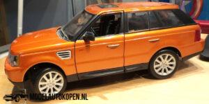Range Rover Sport (Oranje) (26 cm) Maisto 1:18