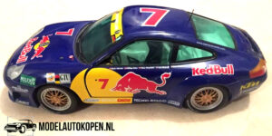 Porsche 911 GT3 No. 7 (Blauw) (25cm) Red Bull Solido 1:18