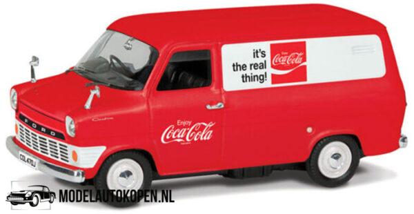 Coca-Cola automodellen bestellen