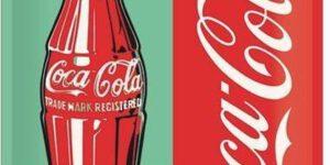 Coca-Cola Metalen Display - Wandbord [Special Edition]