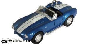 1965 Shelby Cobra 427 S/C (Blauw) (10 cm) 1/43 Welly