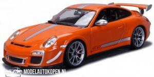 Porsche 911 GT3 RS 4.0 (Oranje) (23 cm) 1/18 Solido Limited Edition