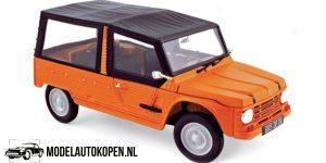 1968 Citroen Mehari (Oranje) (10 cm) 1/43 Welly