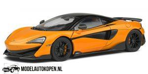 McLaren 600LT 2018 (Oranje) (25 cm) 1/18 Solido
