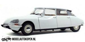 1965 Citroen D Special (Wit) (25 cm) 1/18 Solido