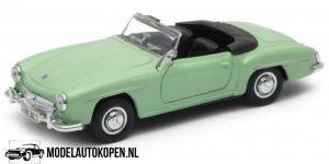 1955 Mercedes-Benz 190 SL (Mint) (10 cm) 1/43 Welly