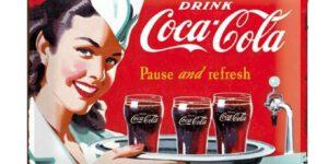 Coca-Cola Metalen Display - Wandbord [Special Edition] 06