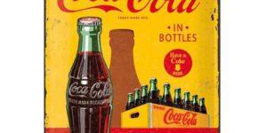 Coca-Cola Metalen Display - Wandbord [Special Edition] 09