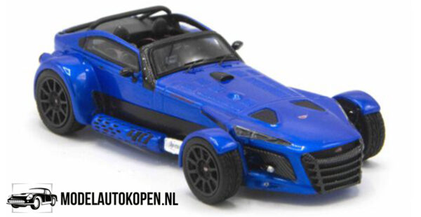 Donkervoort D8 GTO-40 (Blauw) (10 cm) 1/43 Limited Edition [160/400pcs]