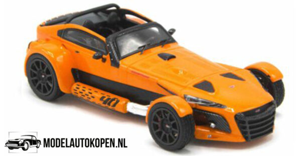 Donkervoort D8 GTO-40 (Oranje) (10 cm) 1/43 Limited Edition [245/400pcs]