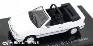 1992 Chevrolet Kadett GSI Conversível (Wit) (10 cm) 1/43 Atlas